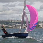 Osprey Spinnaker in action